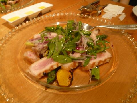 ダルマット恵比寿 赤茶豚のロースト