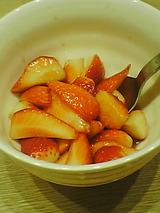 イチゴのコンフィチュール