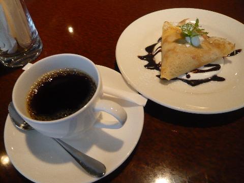 クチーナ・ダ・アマノ デザートとコーヒー