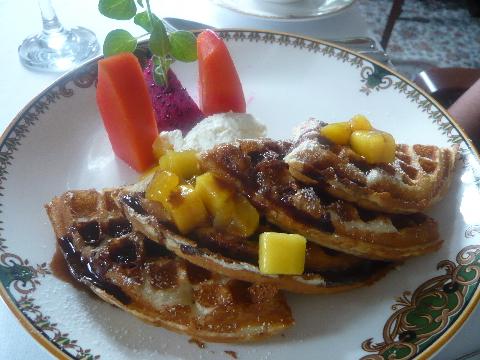 第四日目 ザ マジェスティック マラッカ 朝食
