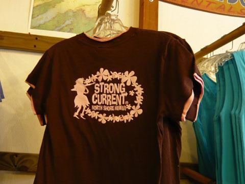 ハレイワ ストロングカレント Tシャツ2
