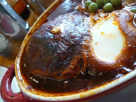KIKUYA 野菜ハンバーグシチュー2