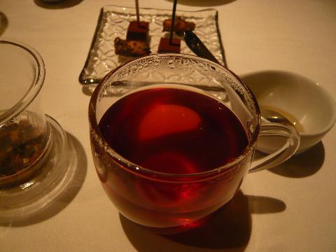 ディリット お茶 アップ