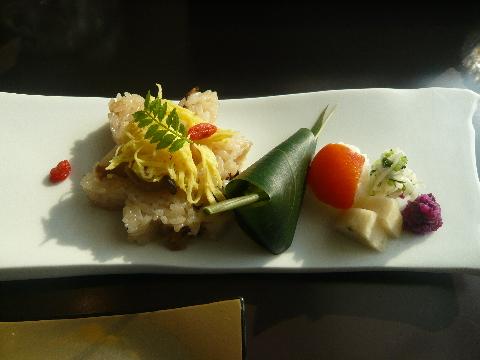 酒肴「omborato(おんぼらあと)」 ご飯