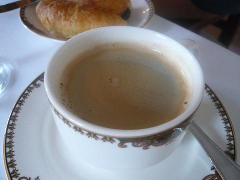 マジェスティック・マラッカ レストラン コーヒー