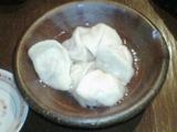 岩茶房 水餃子