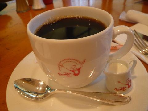 7025 フランクリン・アベニュー コーヒー