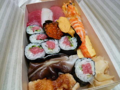金寿司 特選