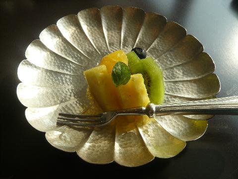 酒肴「omborato(おんぼらあと)」 水菓子