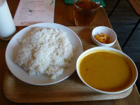 Himalaya Curry エビカレーセット