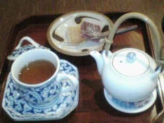 岩茶房 お茶