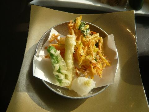 酒肴「omborato(おんぼらあと)」 天ぷら