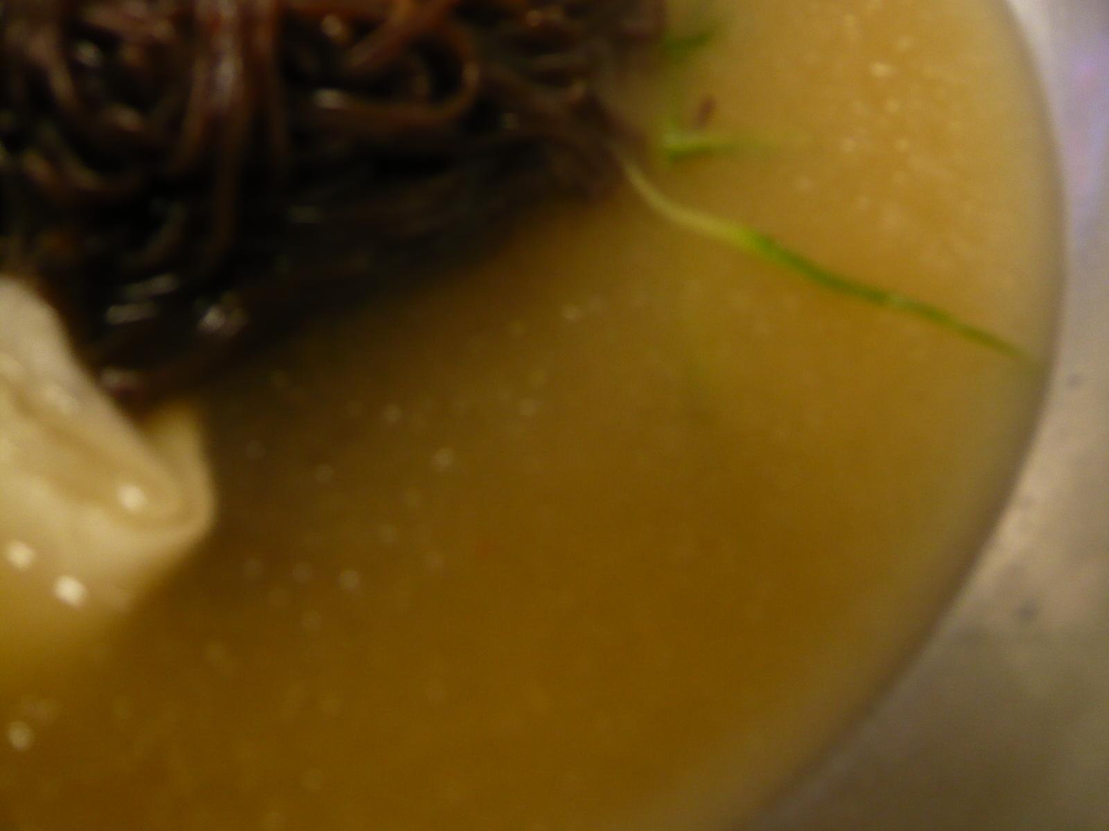 ユッチャン 冷麺のスープ