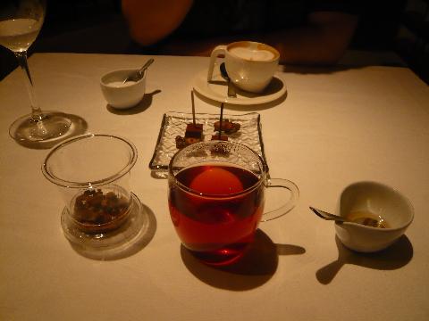 ディリット お茶
