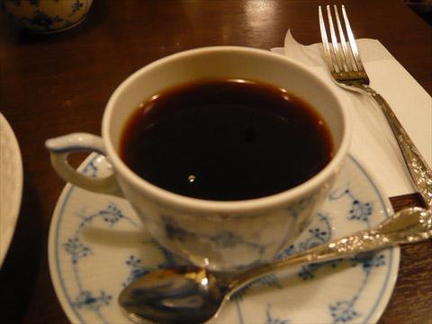 面影屋珈琲店 コーヒー