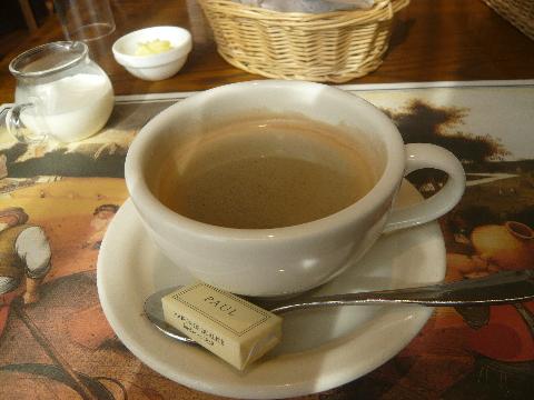 ポール 四谷店 コーヒー