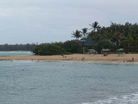 タートルベイリゾート プライベートビーチ