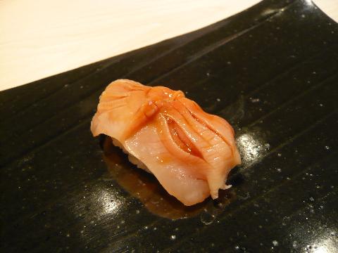 鮨処 喜楽 赤貝