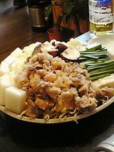ラーメン・餃子 壇太 牛すじ鍋