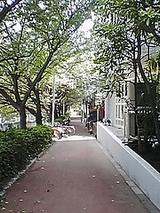 HUIT 目黒川沿い
