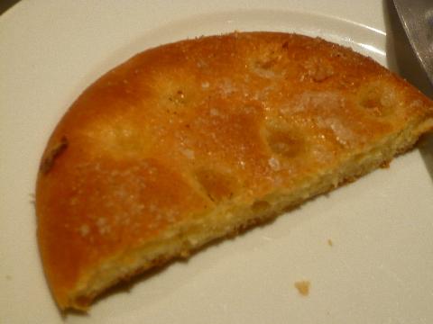 ヴィロン 甘いフォッカチャのようなパン