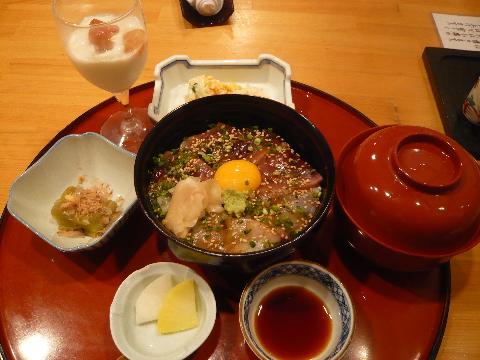 高瀬 海鮮丼