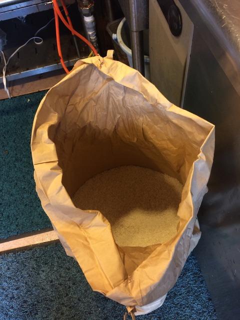精米直後の米の香り