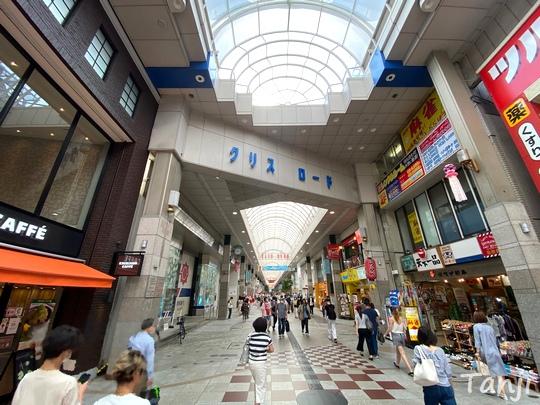 08 仙台の街、Sendai Miyagi Japan