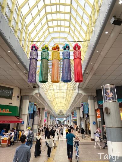 09 仙台の街、Sendai Miyagi Japan