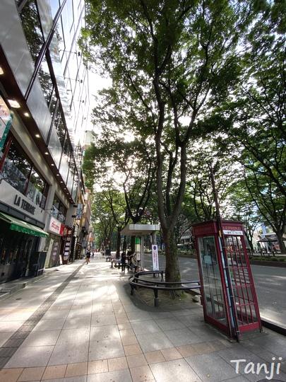 15 仙台の街、Sendai Miyagi Japan