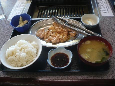 鶏焼肉・秀 (2)