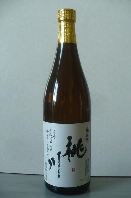 桃川・純米酒