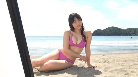 【モーニング娘。】譜久村聖さんの魅力的なヒップをご覧くださいwww