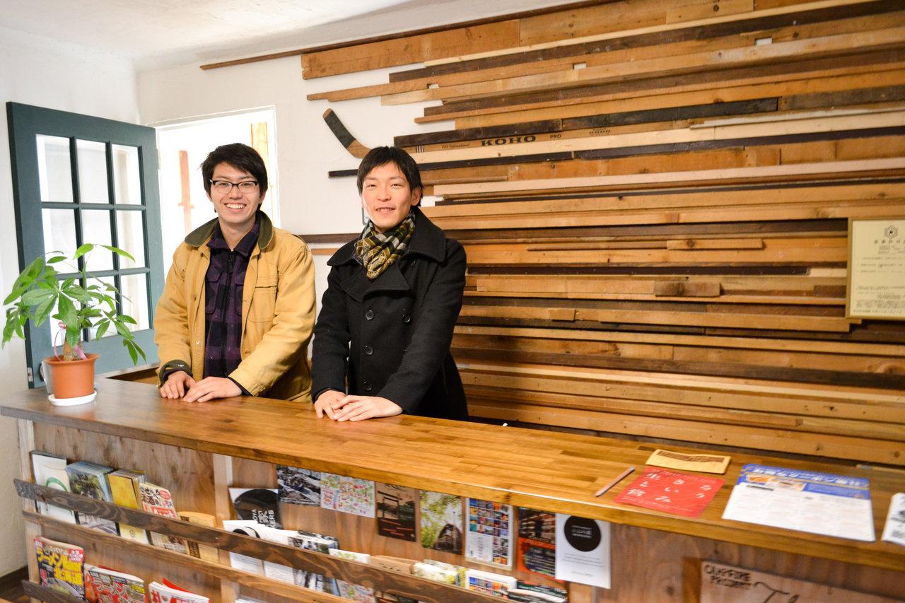 築60年の古民家を改装!札幌で手作りゲストハウス「WAYA」を経営する若者達に出会った