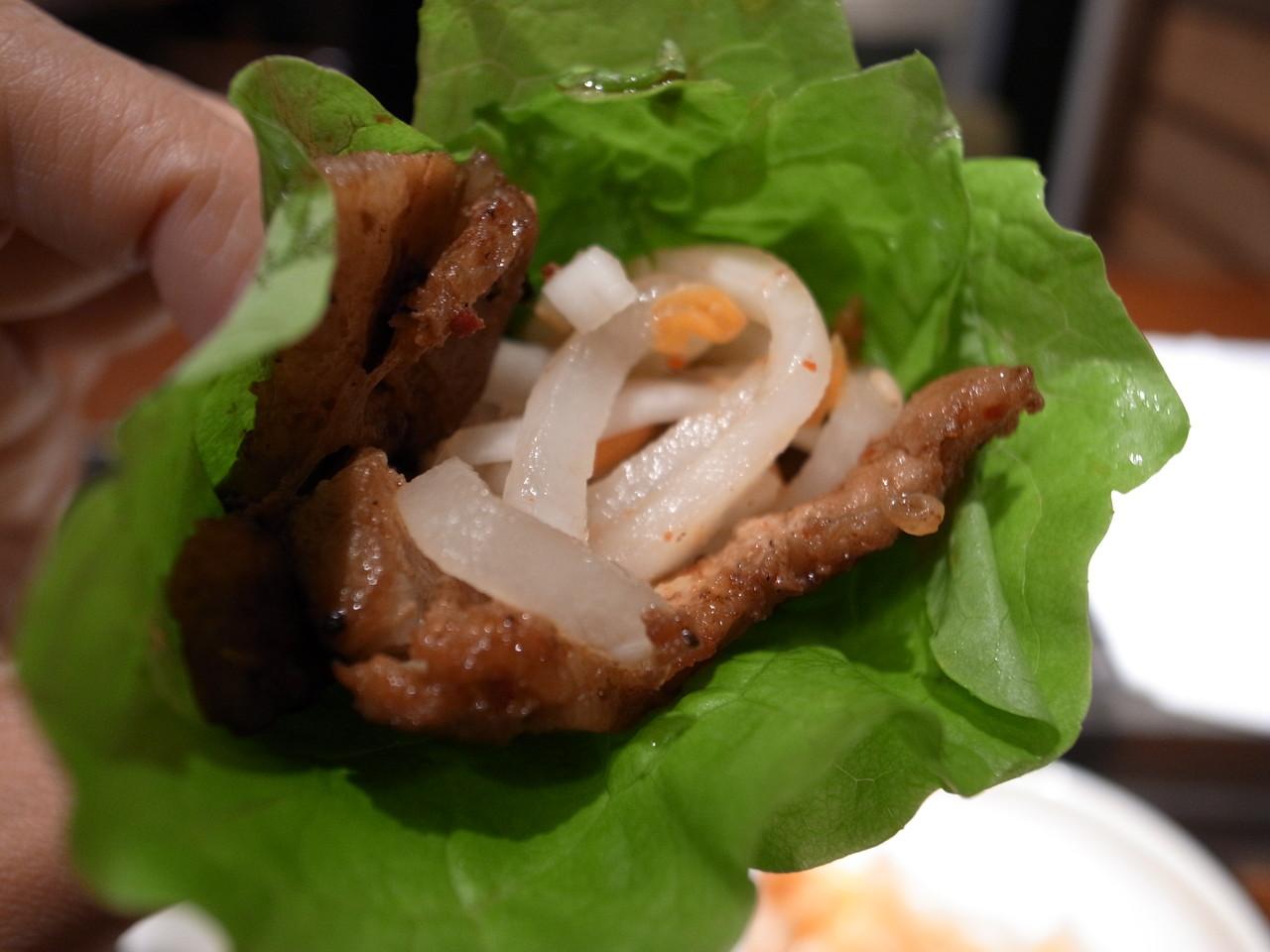 渋谷でサムギョプサル食べ放題ランチの店「ベジデジや」でお腹も財布も大満足ニダ!