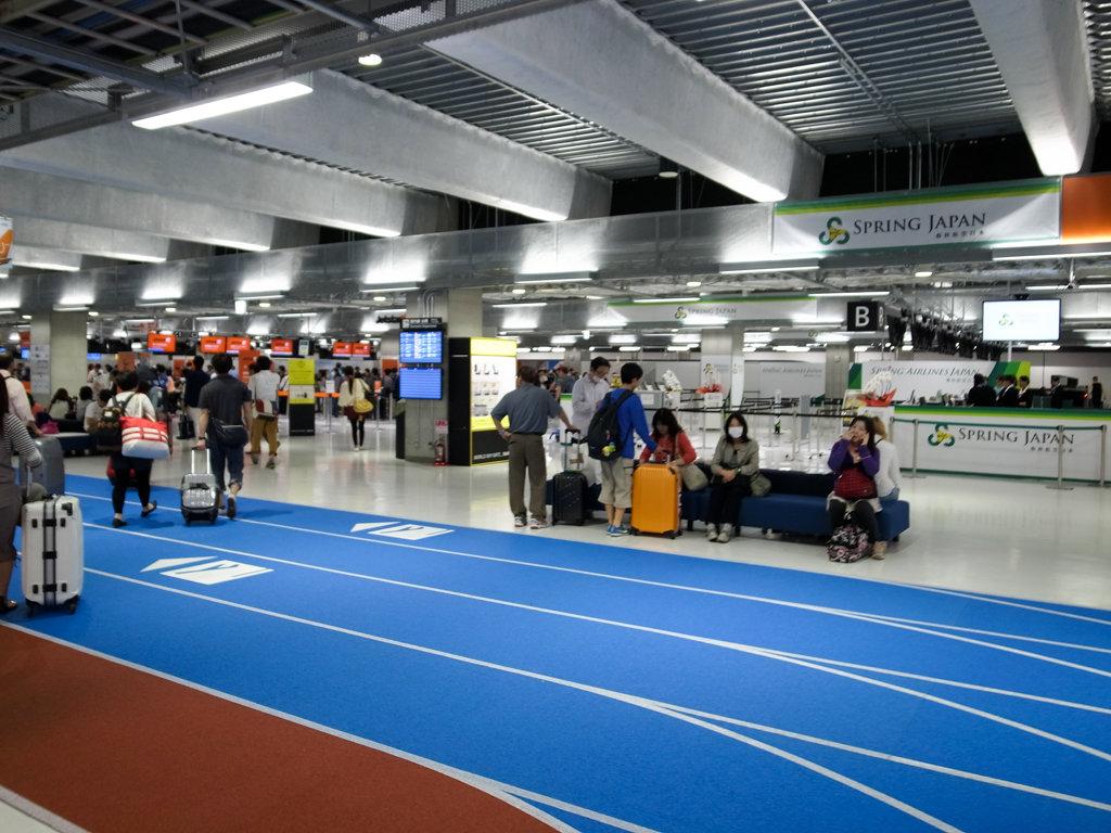 成田空港第3ターミナル014