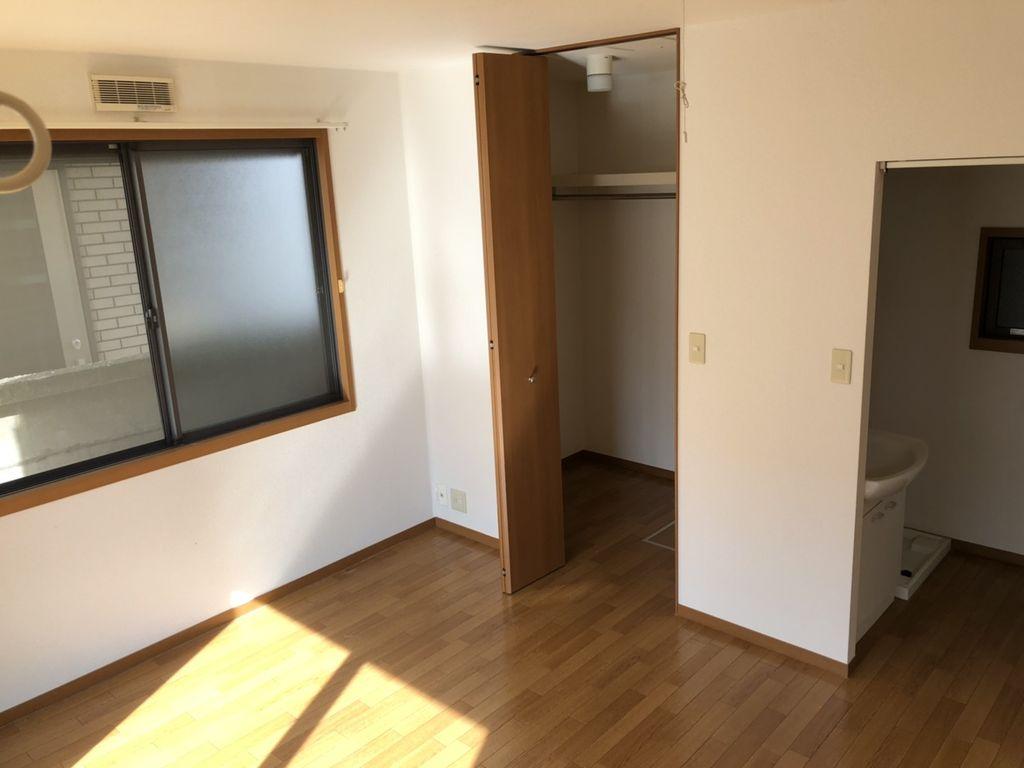 たのっち、家を買う。空室が出たので初めて部屋に入れたの巻