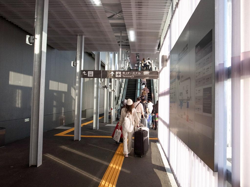 成田空港第3ターミナル011