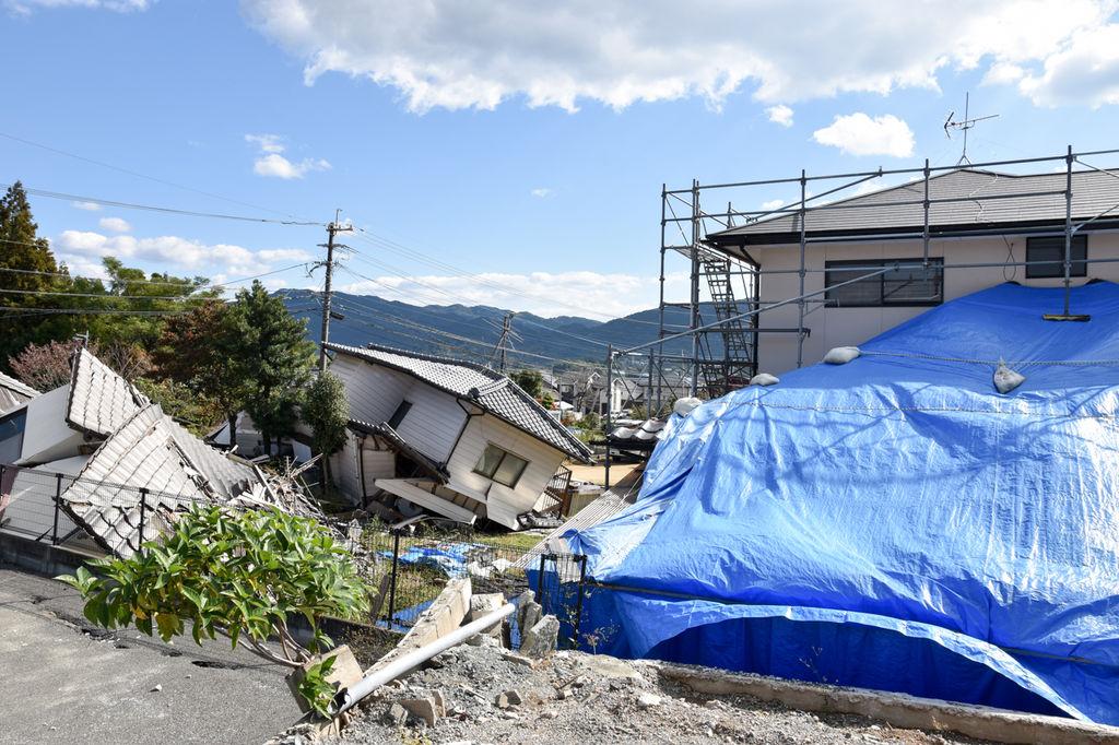 熊本地震から7ヶ月 益城町はいまだガレキの山だった−Nikon初のアクションカム「KeyMission 360」で記録した被災地の今【AD】