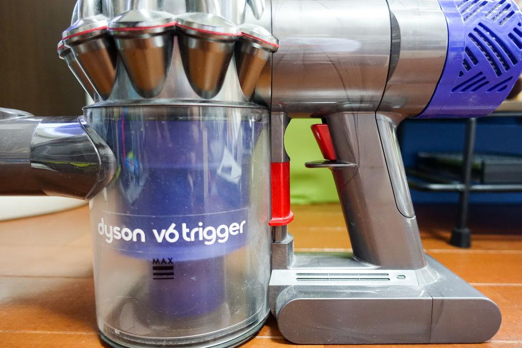 ダイソンのバッテリーを取り替えたら新品同様に復活した件
