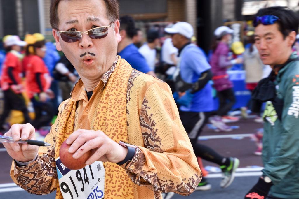 東京マラソン2017 新コースでもやり切ったコスプレランナー30選