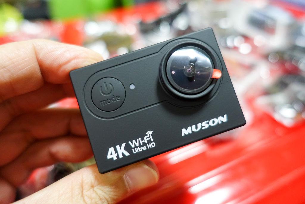 MUSON MC2 Pro1画質レポート 8000円のアクションカムは意外と使える