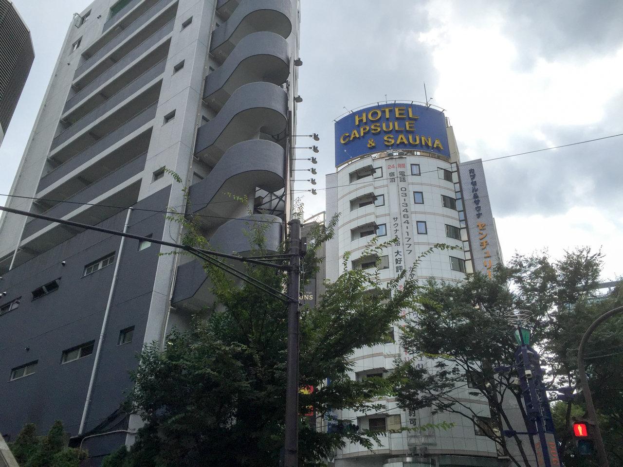 渋谷サウナ-2
