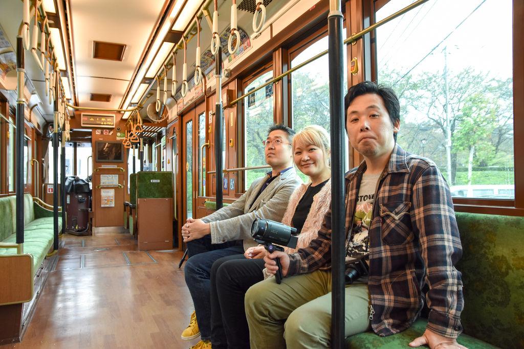 都電荒川線(東京さくらトラム)貸切は想像以上に楽しかった