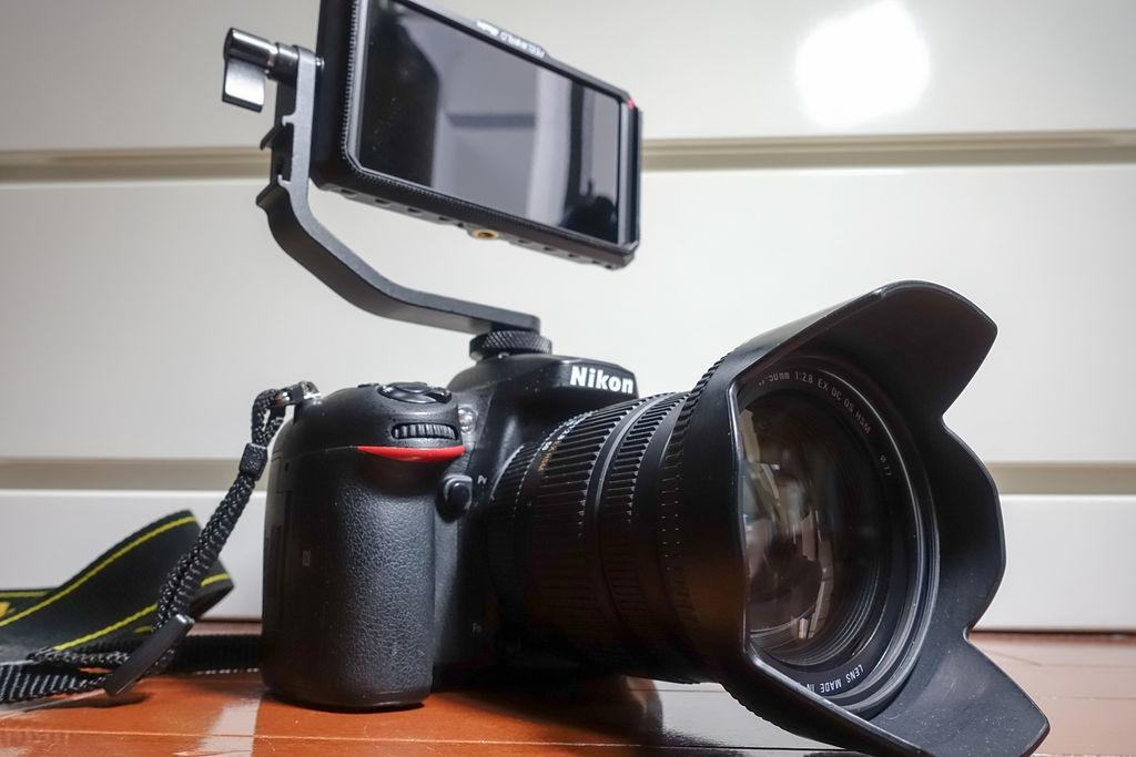 Feelworldのカメラ用液晶モニター「Master MA5」は一眼レフ動画のマストアイテム(PR)