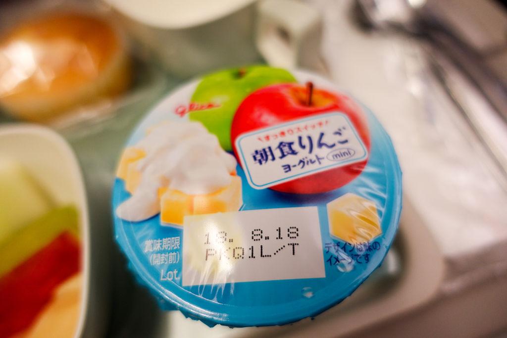 大韓航空機内食038