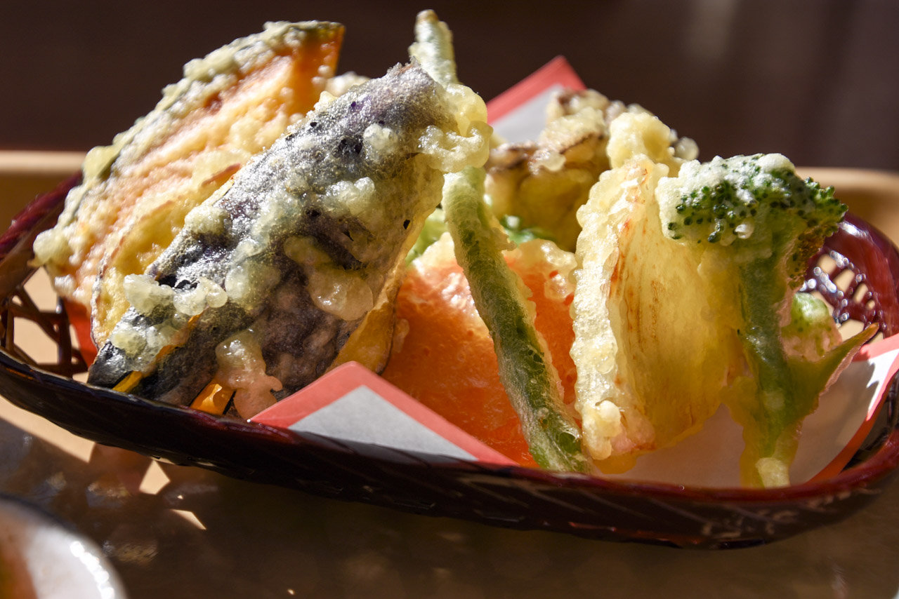 登山の後には特産の舞茸天ぷらを満喫!檜原都民の森のレストラン「とちの実」 #tokyo島旅山旅