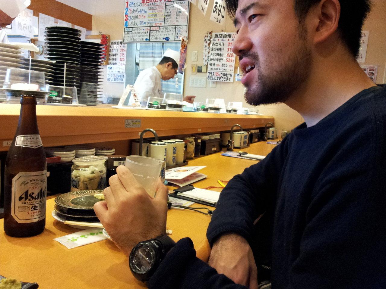 博多の朝食はここで決まり!長浜鮮魚市場で新鮮な海の幸を食べまくる