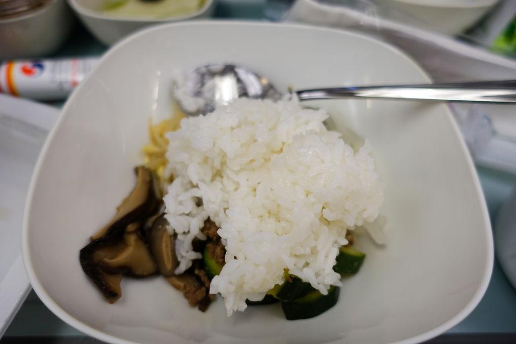 大韓航空機内食012