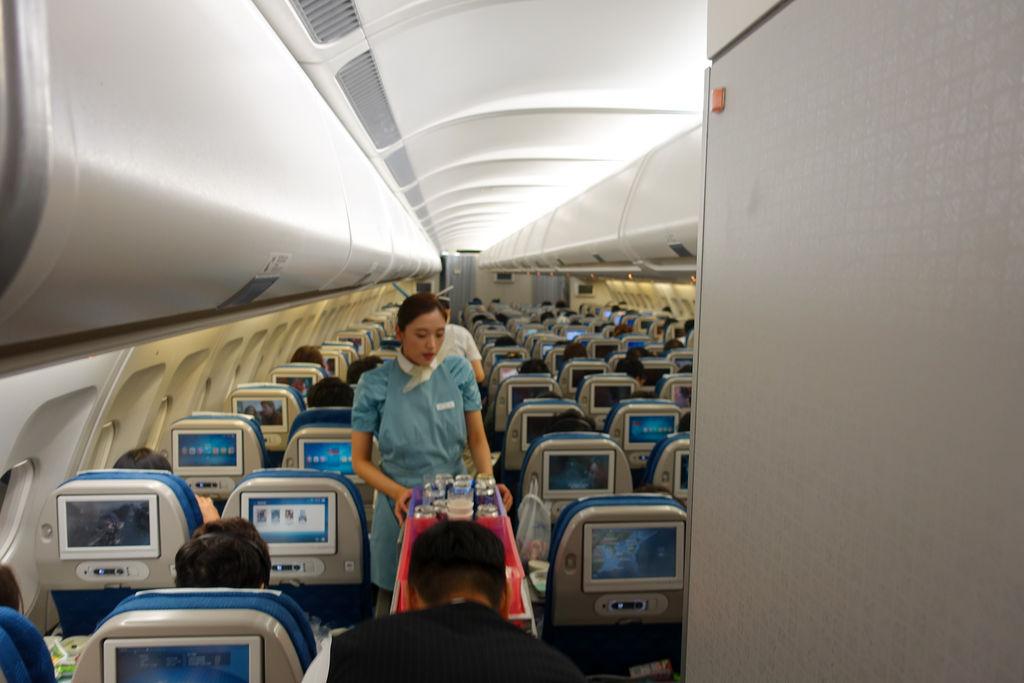 大韓航空機内食006